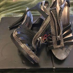 Carlos Santana Shoes - Carlos Santana Heeled Sandals